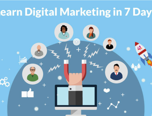 Digital Marketing in 7 Days – Guide to Digital Marketing for Marketers