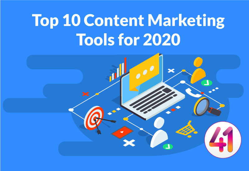 Top 10 Content Marketing Tools 2020