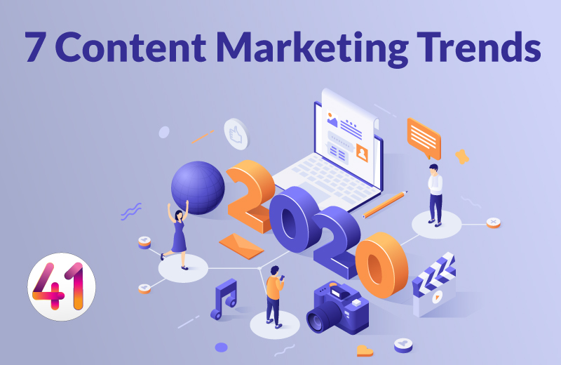 Top 7 Content Marketing Trends