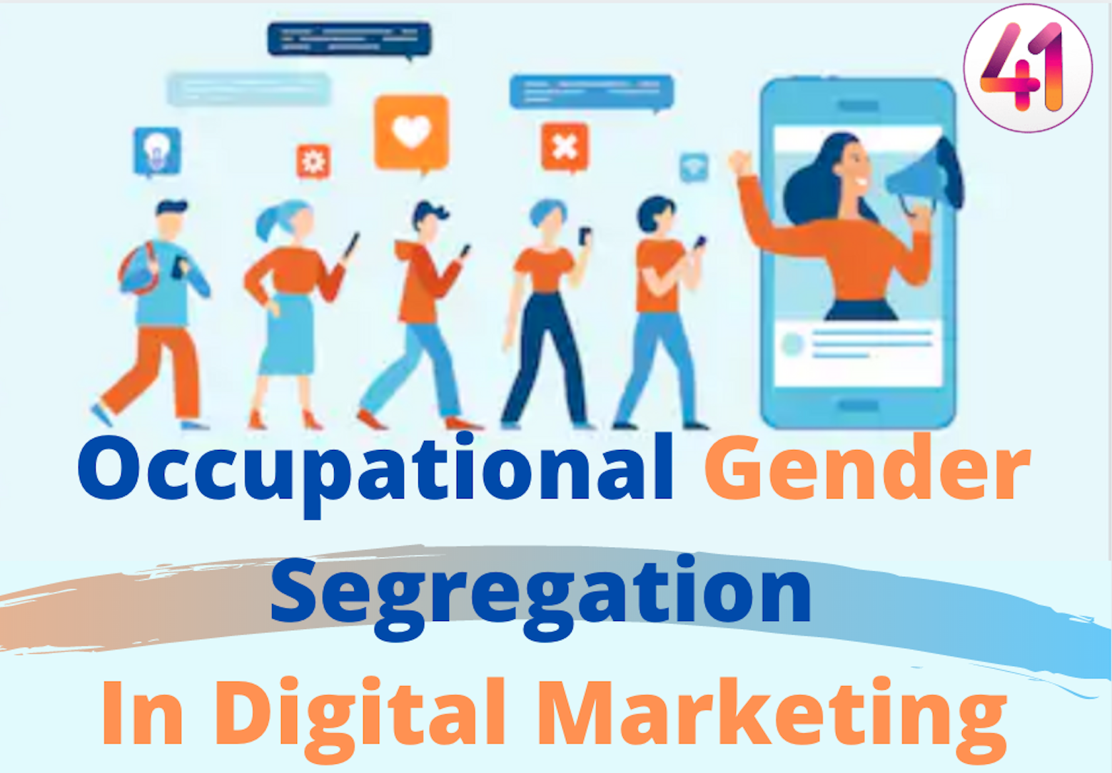Occupational Gender Segregation