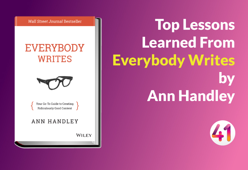 Top Lessons Learned From Everybody Writes