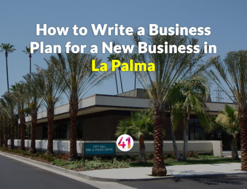 Writing a Business Plan for a New Business in La Palma