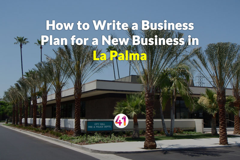 How to Write a Business Plan for a New Business in La Palma