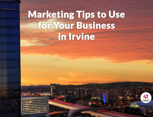 Marketing Tips to Use for Your Business in Irvine