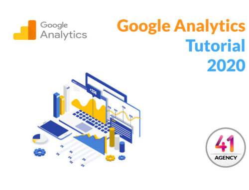 Google Analytics Tutorial 2020