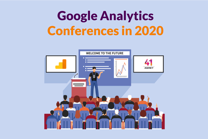 Google Analytics Conferences in 2020